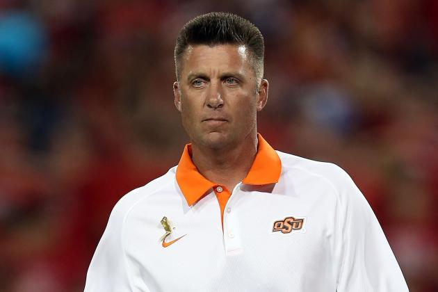 Report: Gundy Declines Comment on Arkansas Job