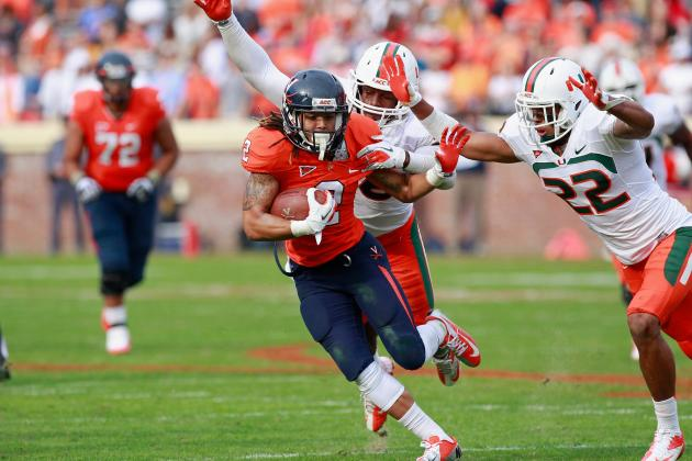 Virginia Dealing with Quick Turnaround for Thursday Night Game