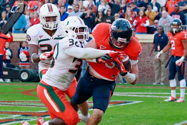 UVA and UNC Clash Thursday Night in the South's 'Oldest Rivalry'