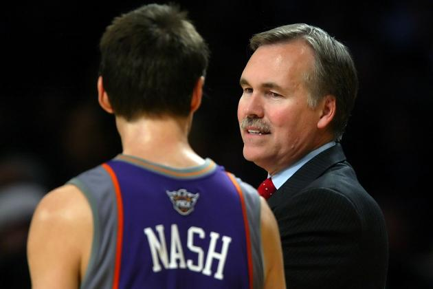The L.A. Lakers Won't Be Like the N.Y. Knicks for Mike D'Antoni