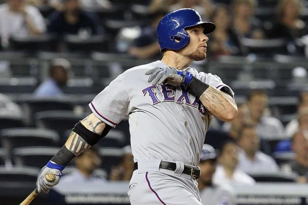 Josh Hamilton Phillies Rumors: Could Lefty-Dominated Lineup Survive in NL East?