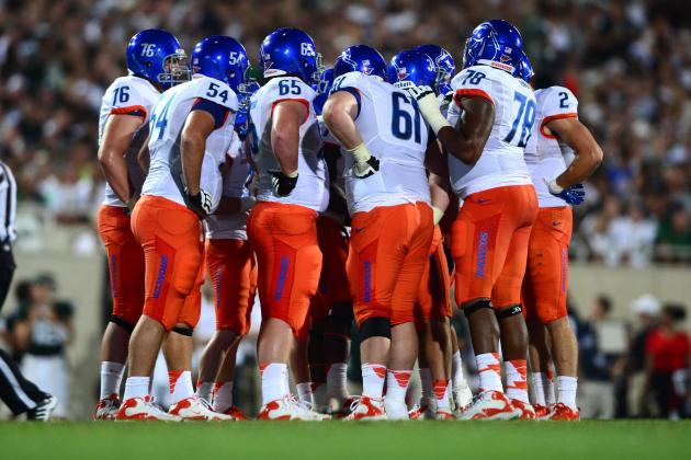Boise State Football: Epic Win Proves Broncos Still Alive in MWC Race