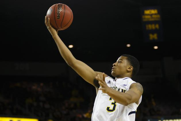 Michigan's Trey Burke Named to Naismith Award Watch List