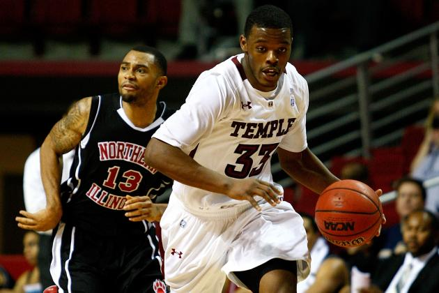 Scootie Randall Scores 31 Points in Return to Temple Lineup