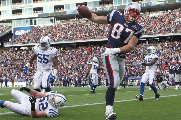 Colts vs. Patriots: NFL Week 11 Preview