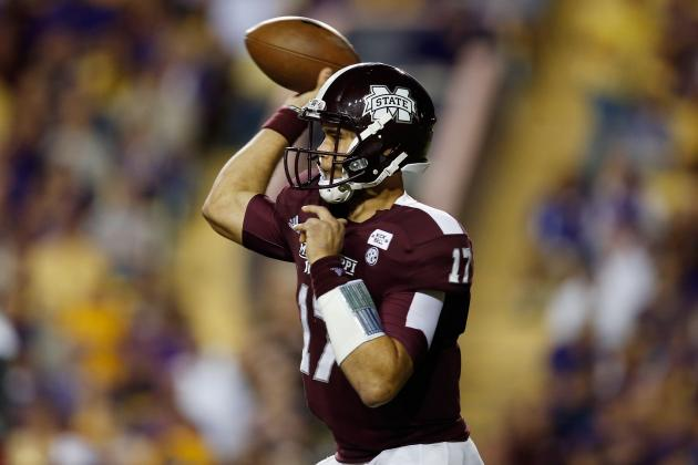 MSU Prepares for Arkansas, QB Wilson