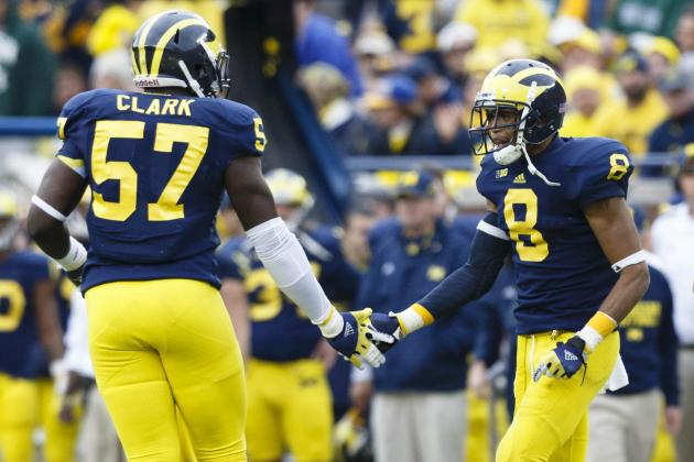 Michigan DE Frank Clark Sentenced to 1 Year Probation for Felony Home Invasion