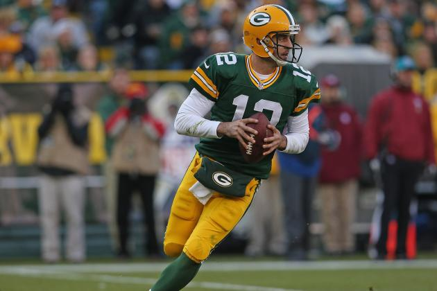 2012 NFL Week 11 Picks: Packers over Lions