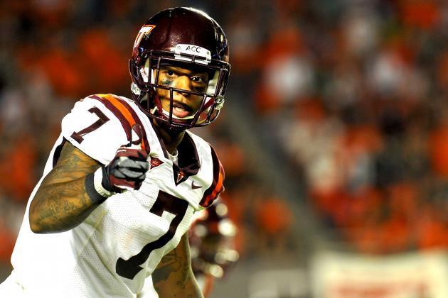 Video of Virginia Tech WR Dogging It Is a Knock on the Coaches First