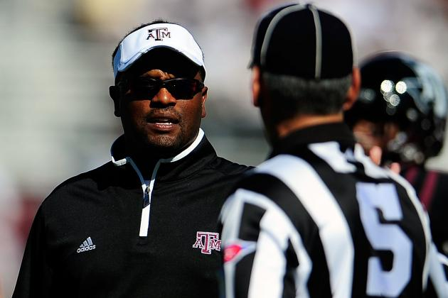 ESPN's May Says ASU Made a 'Big-Time Mistake' Not Hiring Kevin Sumlin