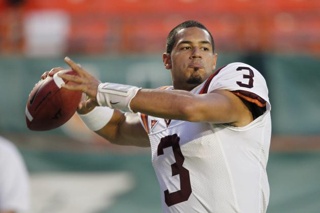 Logan Thomas Assessing His Season: 'I Would Say It's Middle of the Road'