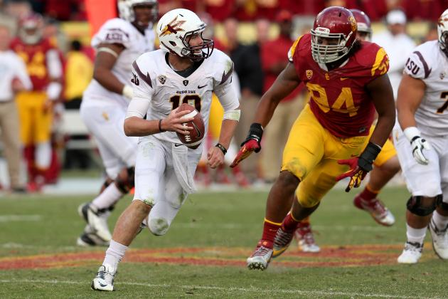 Todd Graham Has Not Lost Faith in QB Taylor Kelly