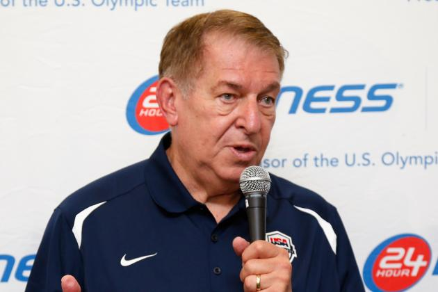 Jerry Colangelo Re-Elected Chairman of USA Basketball Board of Directors