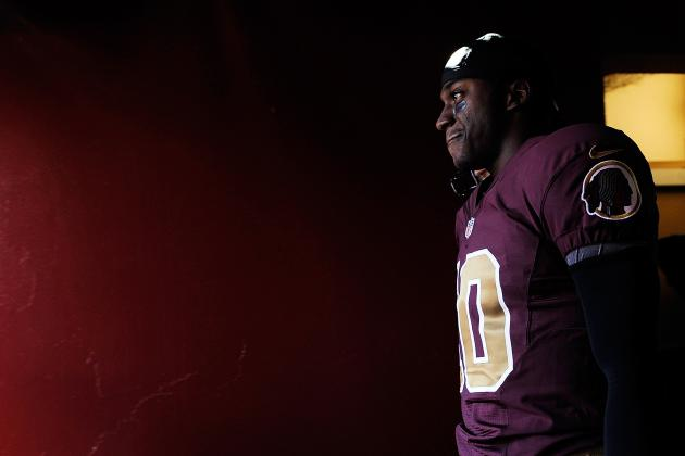 Robert Griffin III: What to Expect from Redskins QB After Bye