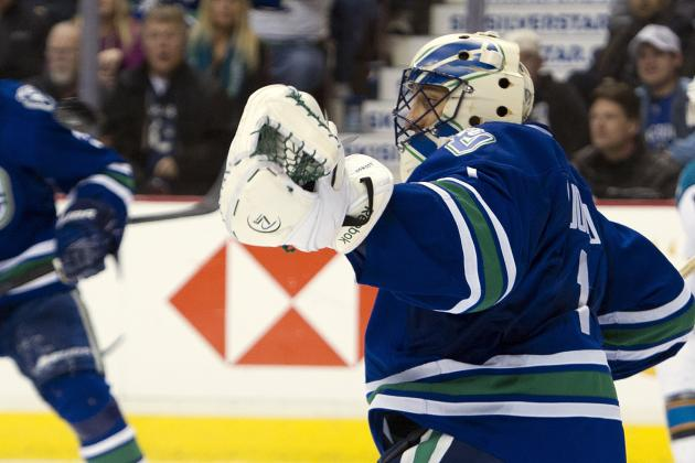 Canucks Trade Options: The Best Deals They Could Get for Roberto Luongo