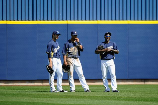 Brewers Announce Spring Schedule