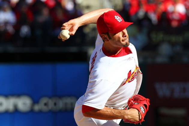 "Jaime Garcia Throws off Mound, Set for ""Normal Offseason"""