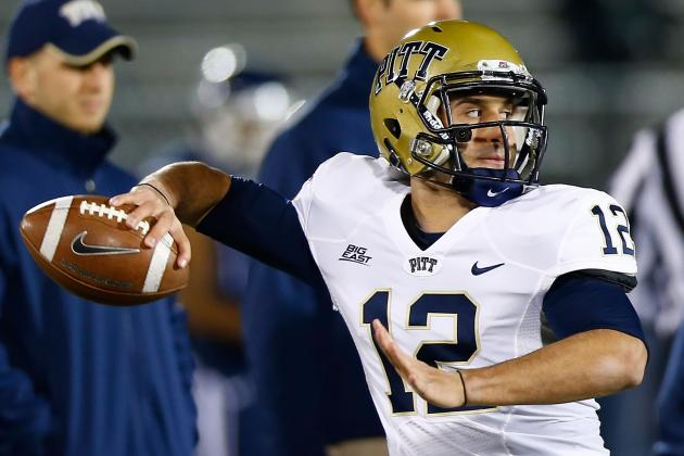 Sunseri: Pitt Offense Not Crisp Enough