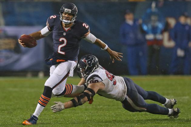Breaking Down Jason Campbell's Performance vs. the Houston Texans