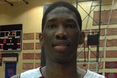 Cameroon Center Joel Embiid to Play Basketball at KU
