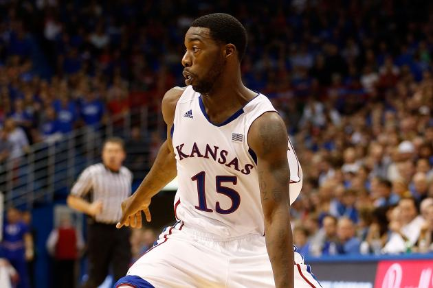 Elijah Johnson Least of Jayhawks' Worries