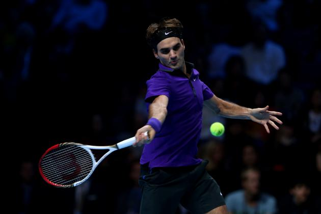 Roger Federer: Don't Count out Tennis Great in 2013 After Loss to Novak Djokovic