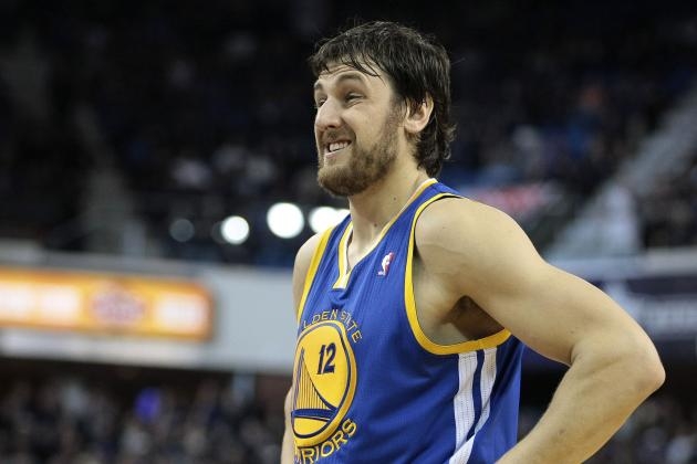 Warriors' Bogut Will Miss More Than 7 to 10 Days