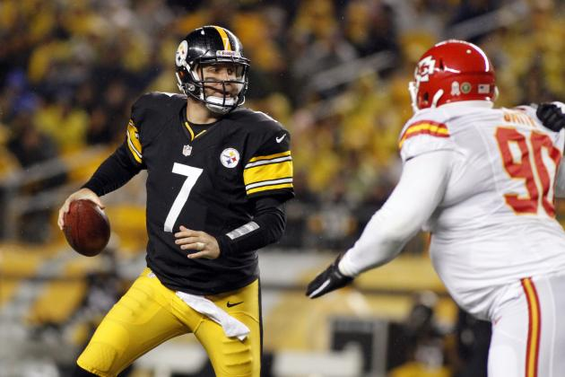Ben Roethlisberger: Best Fantasy Replacements for Injured Steelers QB