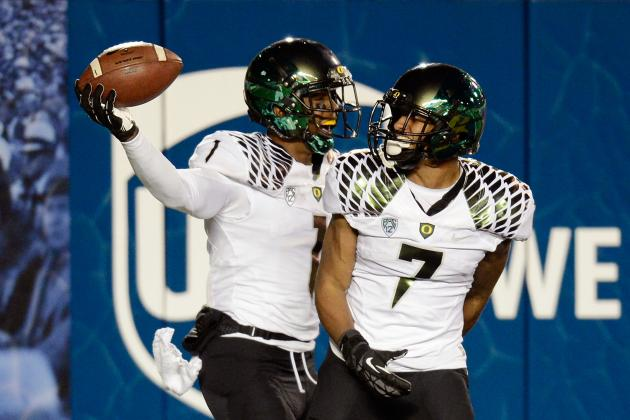 Stanford vs. Oregon: Why Ducks Won't Break a Sweat Beating the Cardinal