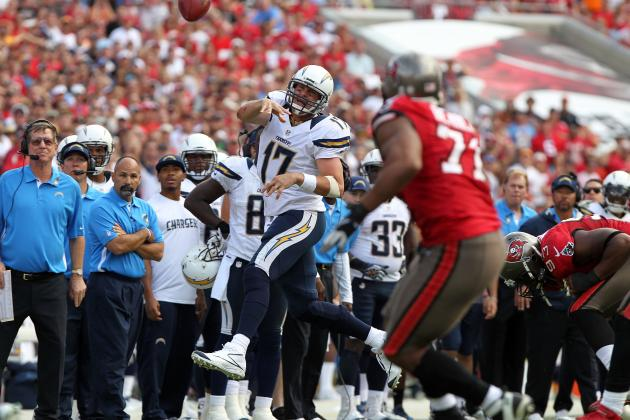 San Diego Chargers: A Guide to Fixing Philip Rivers