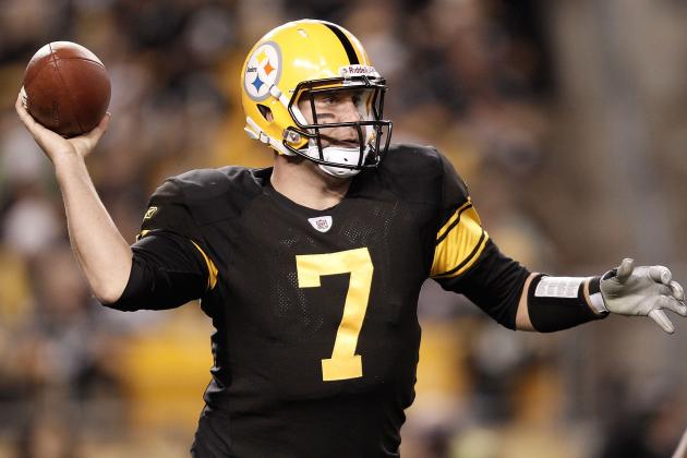 Baltimore Ravens: Does Roethlisberger's Injury Give the Ravens the Division?