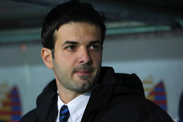 Andrea Stramaccioni Is Not Concerned by Inter's Defeat