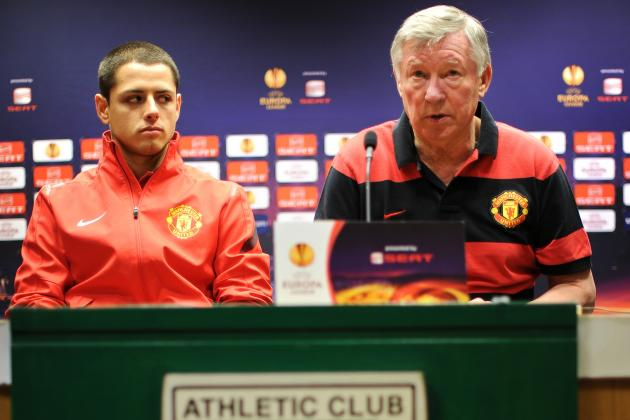 Javier Hernandez Has Earned a Starting Spot After a Brace at Villa