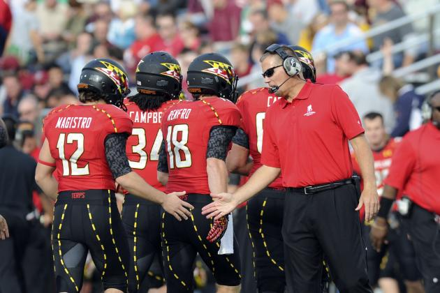 Randy Edsall Makes Impassioned Plea for Increased Attendance