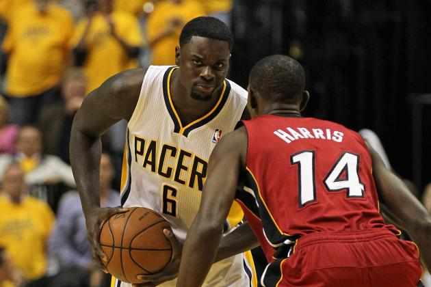 Pacers Guard Lance Stephenson Starts Quickly Given Shot