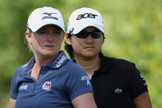 Yani Tseng & Stacy Lewis Highlight the Field at CME Group Titleholders