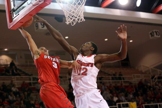 D'Angelo Harrison Comes off the Bench to Lead St. John's Past Detroit