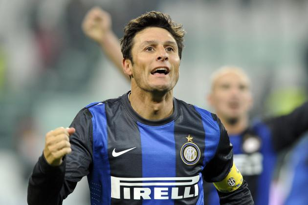 Inter Stalwart Javier Zanetti Ready to Play on Next Season