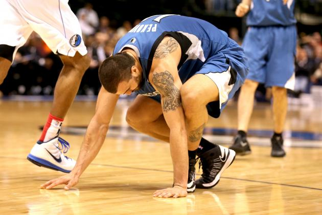 Pekovic: 'I Don't Use Crutches'