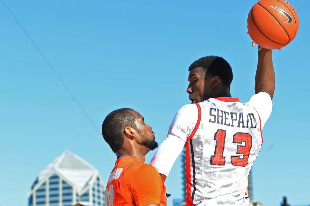 SDSU's Shepard Suspended 3 Games by NCAA