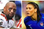 Report: Hope Solo, Former NFL TE Involved in Domestic Dispute