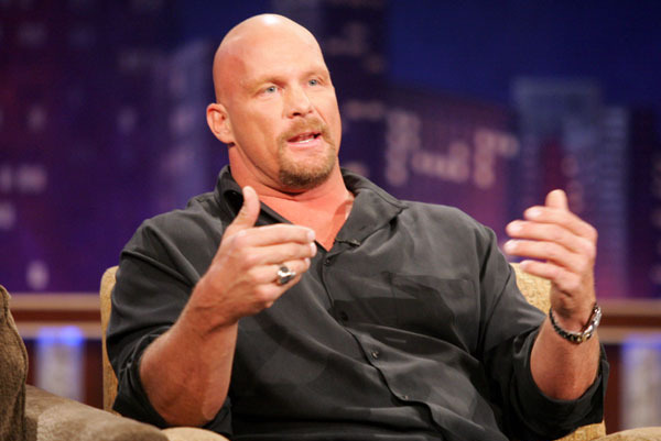 Steve Austin Discusses Possible Return to WWE, Who He'd Fight