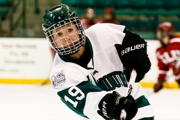 Reagan Fischer Scores Twice as Dartmouth and Boston College Skate to 3-3 Tie
