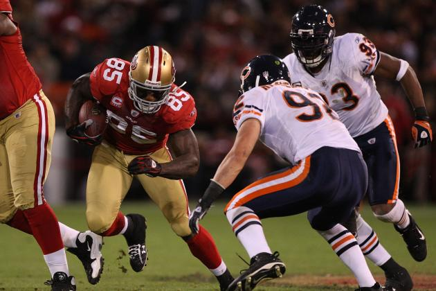 Bears vs. 49ers: TV Schedule, Live Stream, Spread Info, Game Time and More