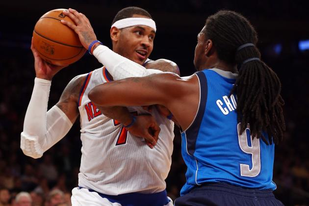 Is Carmelo Anthony Setting NY Knicks Fans Up for Vindication or Disappointment?