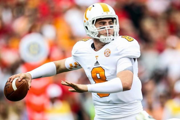 Tennessee Football: No Reason to Jump on Tyler Bray for Quote About Getting Paid