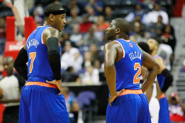 Which NY Knicks Teammate Does Carmelo Anthony Trust the Most?