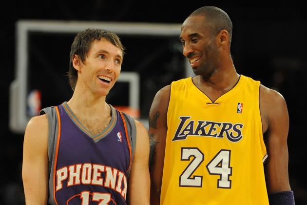 D'Antoni's Hiring Sets Up Steve Nash and Kobe Bryant for Locker-Room Tug-of-War