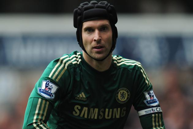 Chelsea's Petr Cech: It's Us and Manchester's Big Two for Title