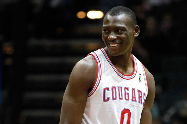 Biyombo's Inconsistent Play Explains His Inconsistent Minutes